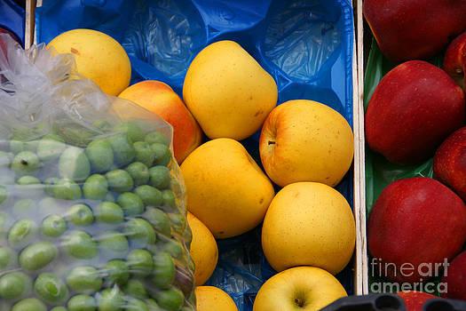 Fresh Fruit by Maria Varnalis