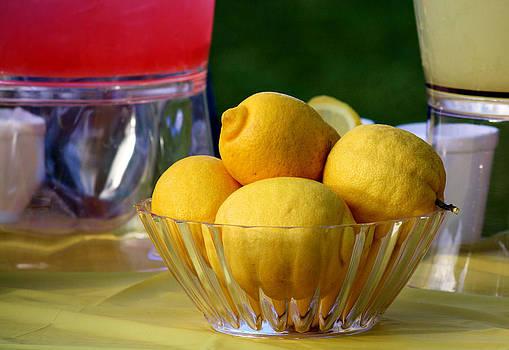 Karen Scovill - Fresh Lemons