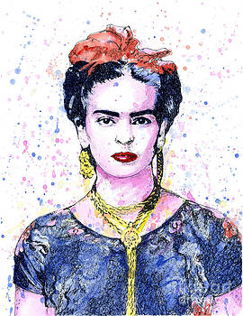 Frida by Chris Mackie