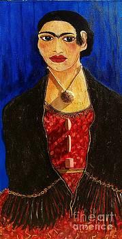 Fridas Birthday July 6 by Viva La Vida Galeria Gloria