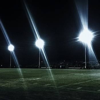 Friday Night Lights. It's Halftime by Loghan Call