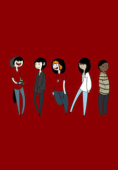 Michelle Cruz - Friends