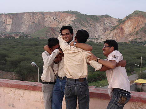 Friendship by Hemant Raj Singh