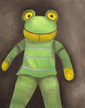 Leah Saulnier The Painting Maniac - Frog Boy