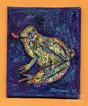 Frog by Marlene Robbins