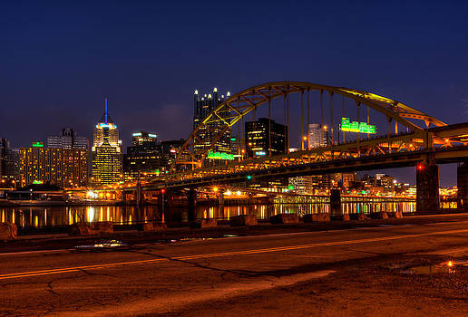 Dave Hahn - From the Banks of the Monongahela River
