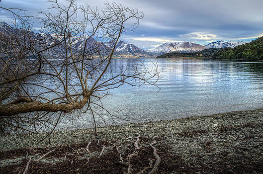 From The Road to Glenorchy 1 by Ian Rushton