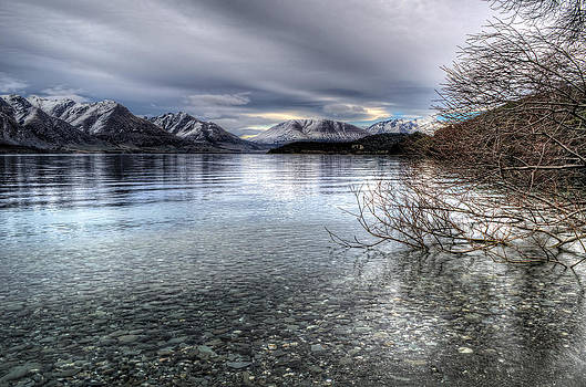 From The Road to Glenorchy 2 by Ian Rushton