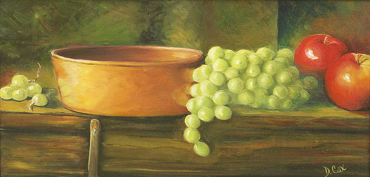 Diana Cox - Fruit and Copper