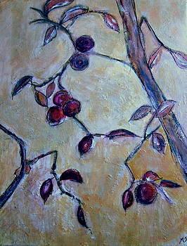 Fruit Bearing Branch by Melynnda Smith