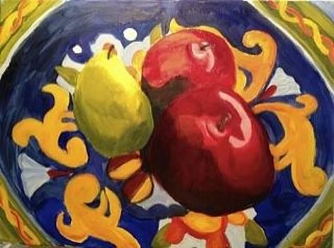 fruit I by Jennifer Woodworth