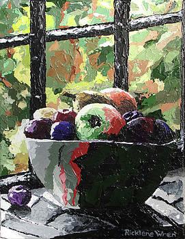 Fruit In Autumn by Ricklene Wren