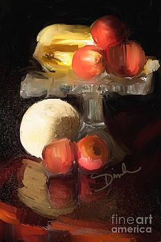 Fruit Of Renaissance Period by Dinah Anaya