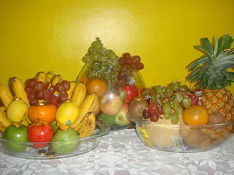Fruits by Cherryl Fernandez