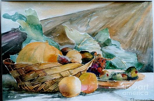 Fruits by Siabakoulis George