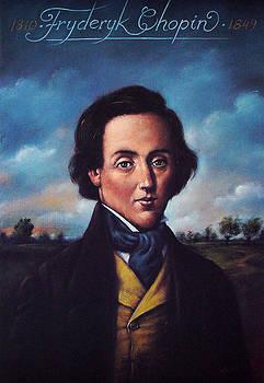 Fryderyk Chopin 1810-1849 by Rafal Olbinski