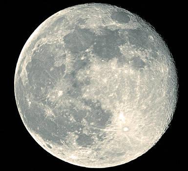Ful Moon Rising by Bob Bailey