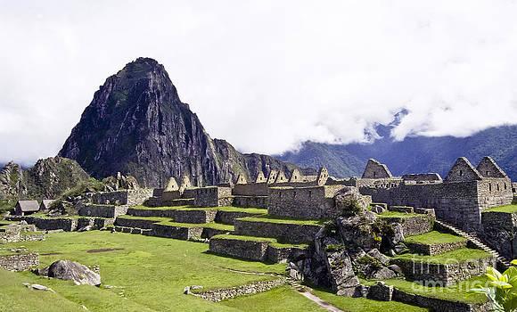 Darcy Michaelchuk - Full City Ruins of Machu Picchu