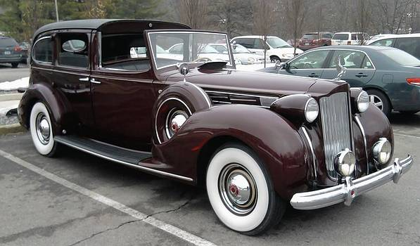 Full Limo Packard USA by Tim Donovan