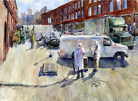Fulton Market by Gordon France