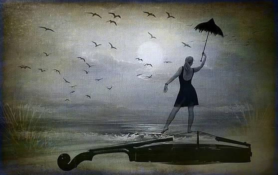 Funambule by Marie  Gale