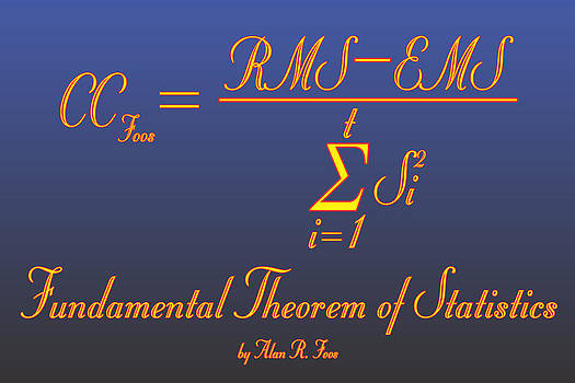 Roy Foos - Fundamental Theorem Of Statistics by Alan Foos