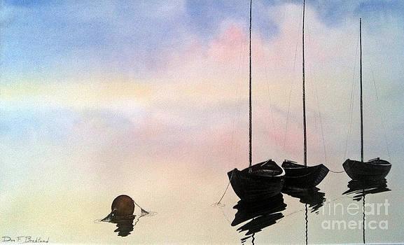 Fundy Morning by Don F  Bradford