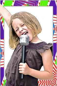 Future Star Sing It Girl by Susan Leggett