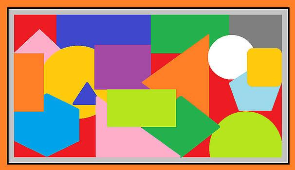 G-shapes by Cherryl Fernandez