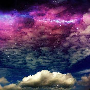 Galactic Clouds Edit by Phillip Martin