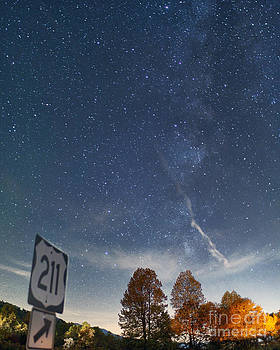 Galaxy 5802 by Chuck Smith