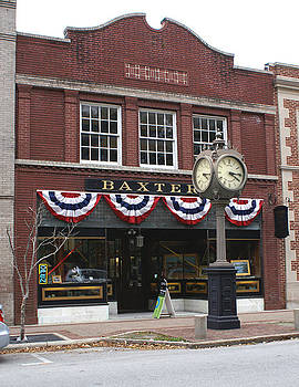 Gallery Building Location by New Bern ArtWorks