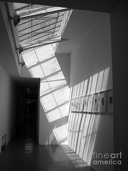 Gallery Interior light and shadows by AnneKarin Glass