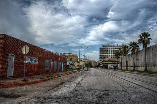 Galveston Streets by Kelly Kitchens