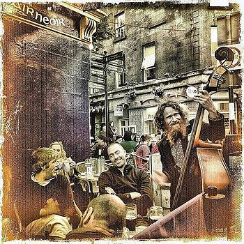 Galway Street Music by Felice Willat