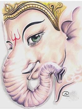 Ganesh Ji by Akshay Nair
