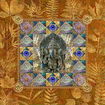 Ganesha Dazzle by Susan Ragsdale