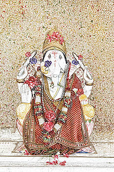 Kantilal Patel - Gannesh Elephant God