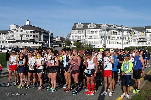 Annie Babineau - Gansett marathon 2012