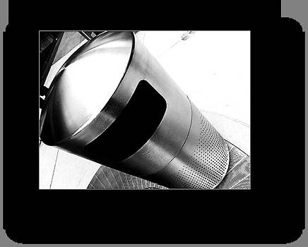 Garbage Can by Attila Csuha