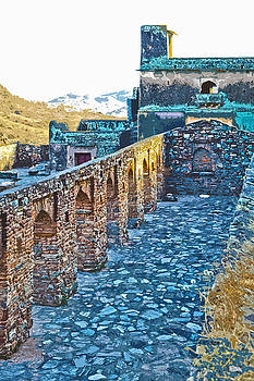 Kantilal Patel - Garden Arch Bastions