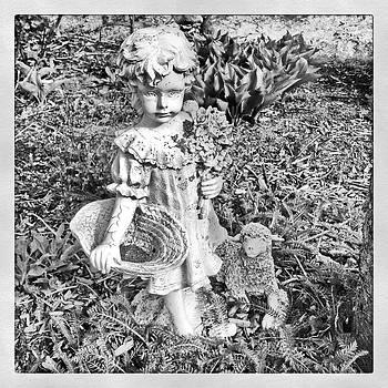 Garden Girl by Louis Sarkas
