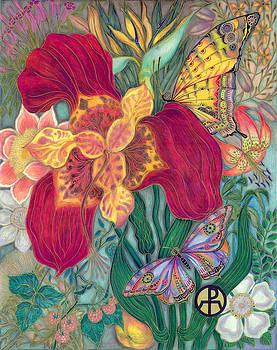 Ellie Perla - Garden of Eden - Flower