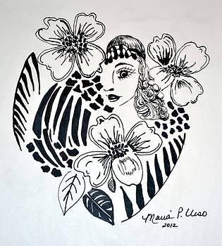 Maria Urso  - Garden of Eve