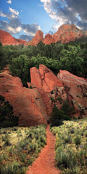 Garden of the Gods by Ric Soulen