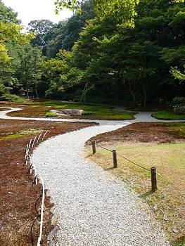Garden Path by Chris Wolf