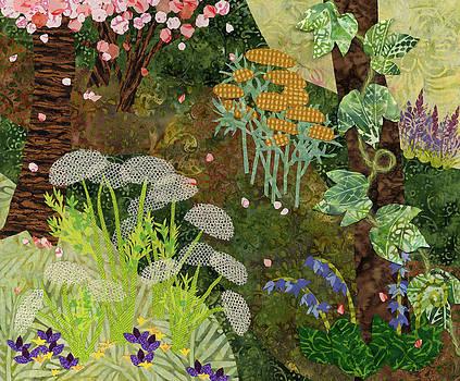 Garden Path by Julia Berkley