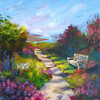 Garden Path by Paula Strother