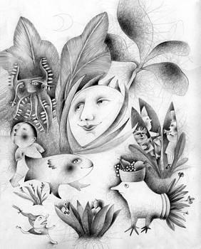 Garden2 by Natalja Lebsak