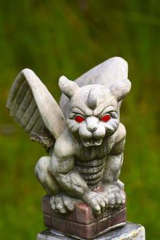 Gargoyle. Statue. by Michael Clarke JP